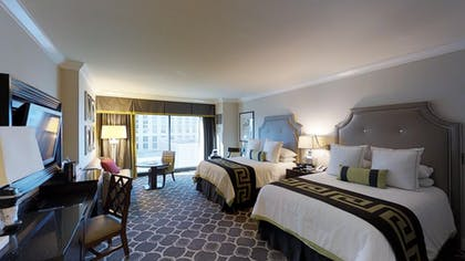 2 Queens Room | Octavius Executive Suite + 2 Queens | Caesars Palace