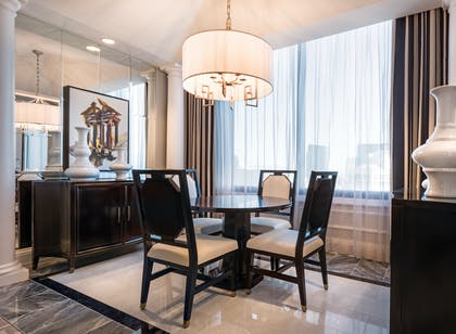 Dining Room | Palace Executive Suite + 2 Queens | Caesars Palace