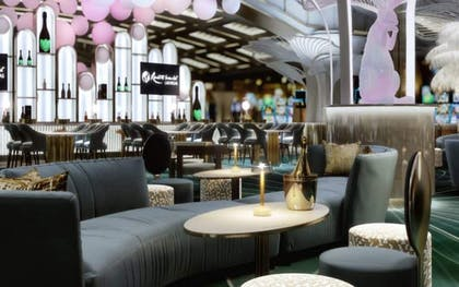 Cocktail Lounge | Crockfords Las Vegas, LXR Hotels and Resorts