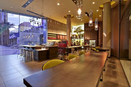 Cafe | Elara by Hilton Grand Vacations