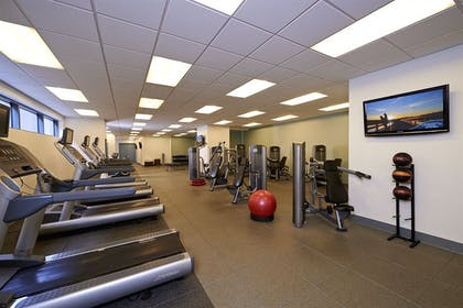 Gym | Elara by Hilton Grand Vacations