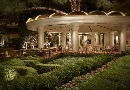 Jardin Patio Night | Encore at Wynn Las Vegas