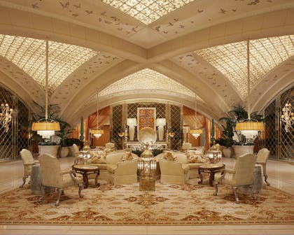 Spa Lobby | Encore at Wynn Las Vegas