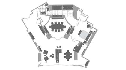 Floorplan | Conference Suite | Mandalay Bay Resort and Casino