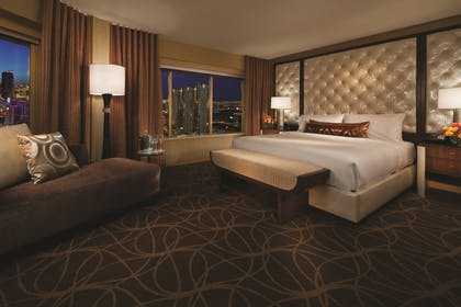 Two Bedroom Marquee Suite Bed | Two Bedroom Marquee Suite | MGM Grand Hotel & Casino