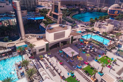 PH Pool View-6.jpg | Planet Hollywood Resort & Casino