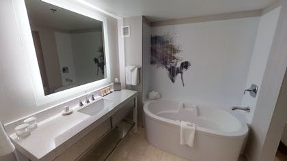 Bathroom | Ultra Apex Suite | Planet Hollywood Resort & Casino
