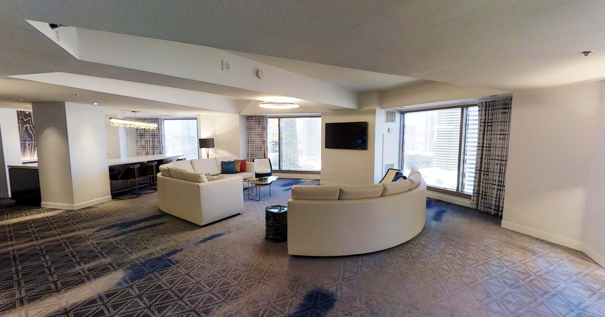 Ultra Apex Suite At Planet Hollywood Resort Casino Suiteness More Bedrooms At The Best Hotels