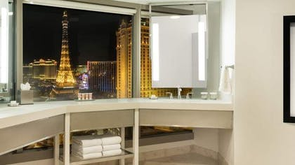 Strip View | Ultra Hip Strip Suite | Planet Hollywood Resort & Casino