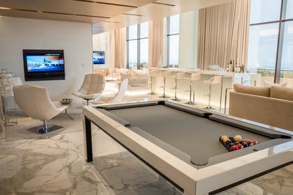 Pool Table | Strip Suite | Red Rock Casino, Resort and Spa