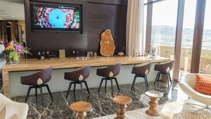 Bar | Top of the Rock Suite | Red Rock Casino, Resort and Spa