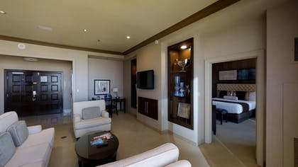 Living Room 4 | Super Suite + 1 King | Rio All-Suite Hotel & Casino