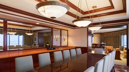 Conference Table   VooDoo Collection Suite + 1 King   Rio All-Suite Hotel & Casino
