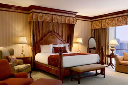 King Bed   VooDoo Collection Suite + 1 King   Rio All-Suite Hotel & Casino
