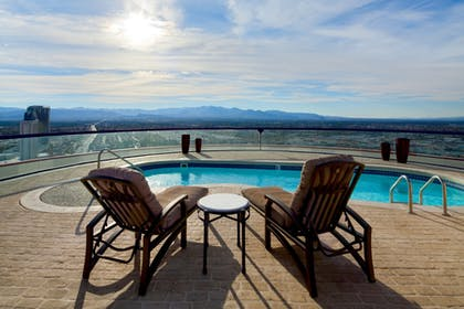 Optional personal pool   VooDoo Collection Suite + 1 King   Rio All-Suite Hotel & Casino