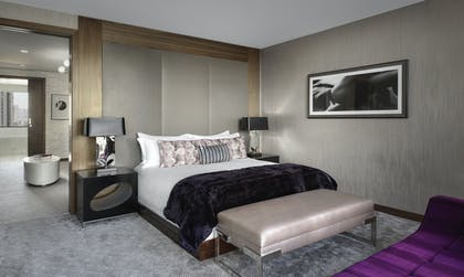 Bedroom | Bungalow | The Cosmopolitan of Las Vegas