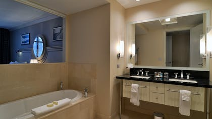 Bathroom | Two Bedroom City Suite | The Cosmopolitan of Las Vegas