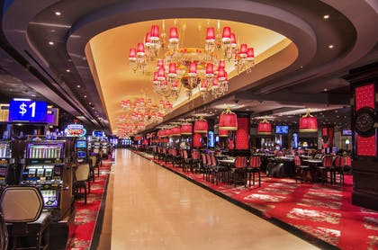 Casino Floor | The Cromwell