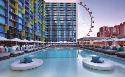 Pool | The LINQ Hotel & Casino