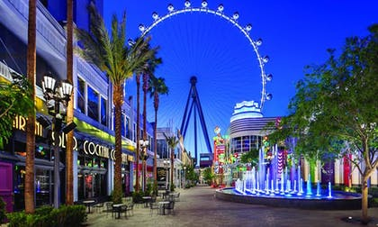 Shopping | The LINQ Hotel + Experience