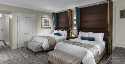 Beds | Bella Suite | The Palazzo Resort Hotel & Casino