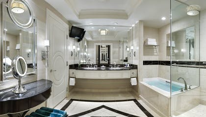 Bath | Fortuna Suite | The Palazzo Resort Hotel & Casino