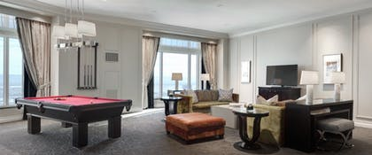 Living | Lago Suite | The Palazzo Resort Hotel & Casino