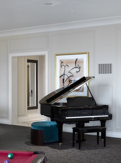 Piano | Lago Suite | The Palazzo Resort Hotel & Casino