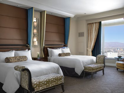 2 Queen Beds | Lago Two Bedroom Suite | The Palazzo Resort Hotel & Casino