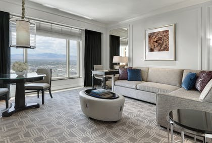 Luxury Living | Luxury Suite + Luxury Suite | The Palazzo Resort Hotel & Casino