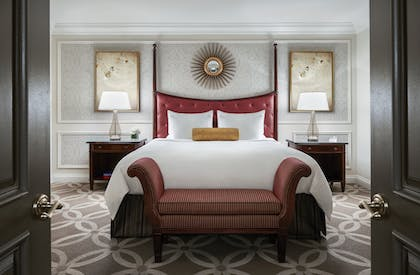 Bed View 1 | Piazza Suite | The Venetian Resort Hotel & Casino