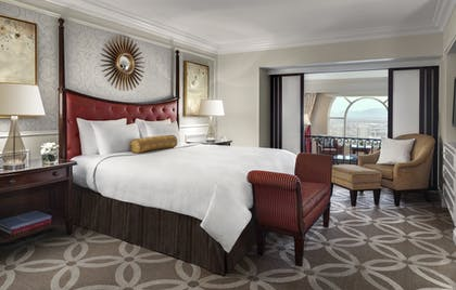 Bed View 2 | Piazza Suite | The Venetian Resort Hotel & Casino