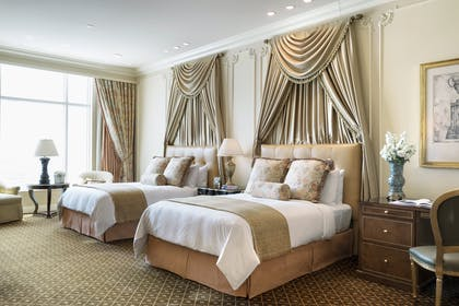 Bedroom Queens | Two Bedroom Penthouse Suite | The Venetian Resort Hotel & Casino