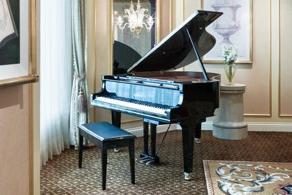 Piano | Two Bedroom Penthouse Suite | The Venetian Resort Hotel & Casino
