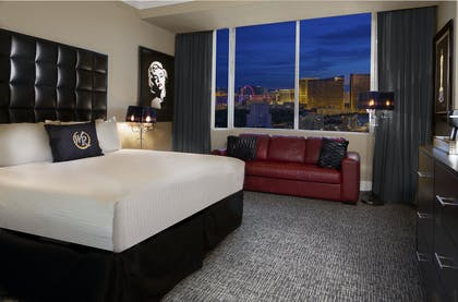Bedroom | Vegas View Suite | Westgate Las Vegas