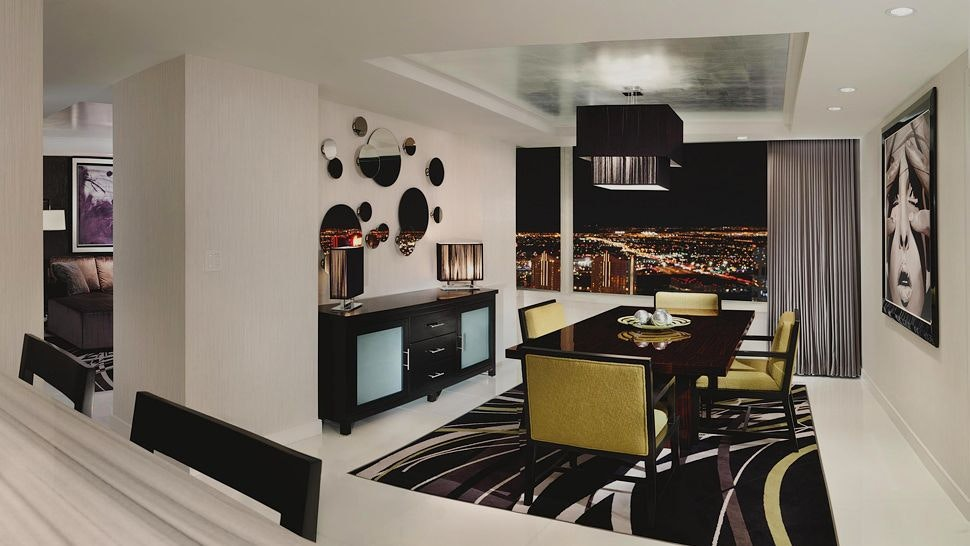 Aria two bedroom suite