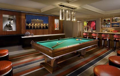 Pool Table | Executive Parlor Suite | Bellagio