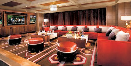 Entertainment Room | Executive Parlor Suite | Bellagio