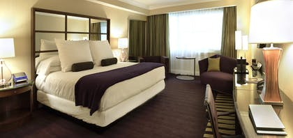 Bedroom | Forum Classic Suite | Caesars Palace