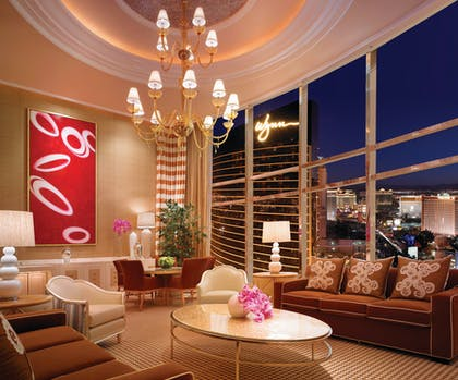 Bedroom | Encore Duplex | Encore at Wynn Las Vegas