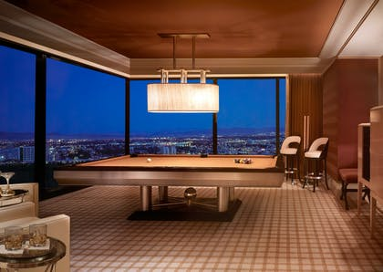 Billiards | Encore Duplex | Encore at Wynn Las Vegas