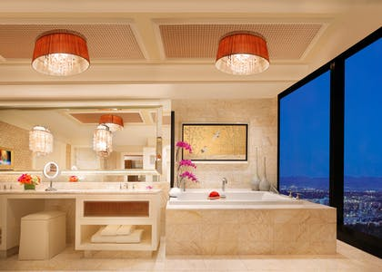 Bath | Encore Duplex | Encore at Wynn Las Vegas