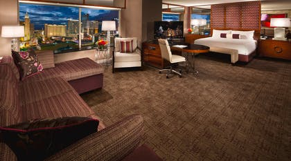 Suite View | Executive King Suite | MGM Grand Hotel & Casino