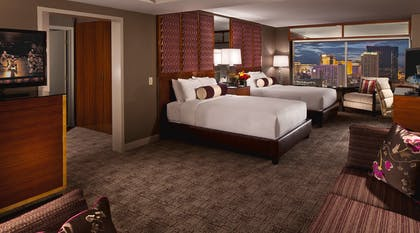 Suite View | Executive Queen Suite | MGM Grand Hotel & Casino