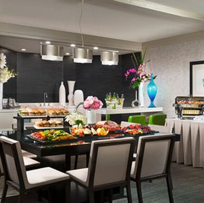 Dining Table | Hospitality Suite | Mirage Resort & Casino