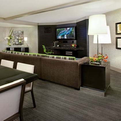 Living Area | Hospitality Suite | Mirage Resort & Casino