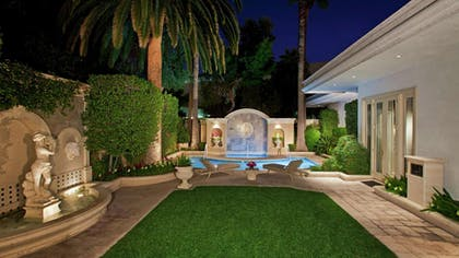 Backyard | Two Bedroom Villa | Mirage Resort & Casino
