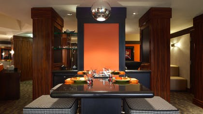 Dining Room | Apex Suite | Planet Hollywood Resort & Casino