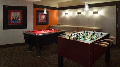 Game Room | Apex Suite | Planet Hollywood Resort & Casino