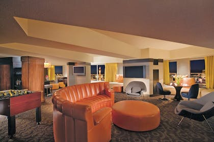 Living Space | Apex Suite | Planet Hollywood Resort & Casino